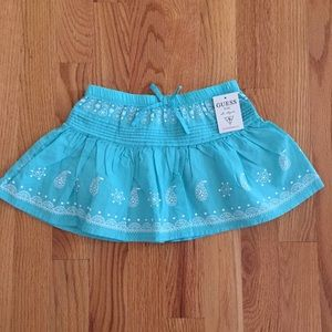 NWT Guess Skirt size 3T